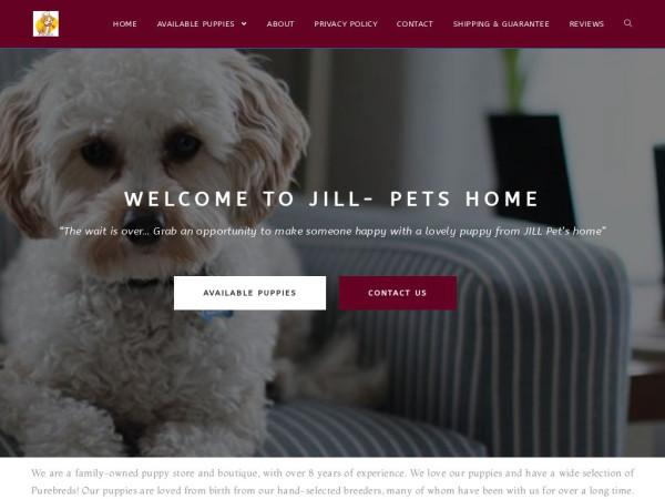 Pet Scammer List Website Jillpetshome Com Uscontact Jillpetshome Com